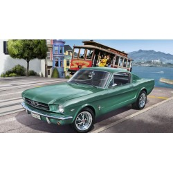 1965 FORD MUSTANG 2+2 FASTBACK 1/24