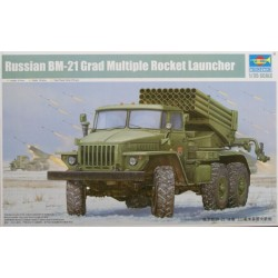 RUSSIAN BM-21 GRAD LATE 1/35