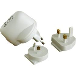 internationaal USB 1000mA adap