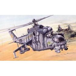 MI-24 HIND 1/35