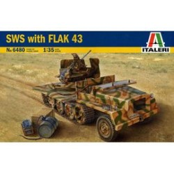 SWS with Flak 43 1/35