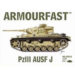 PZIII AUSF J 1/72