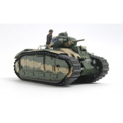 FRENCH WWII B1 BIS (MOTORIZED) 1/35 LIMITED
