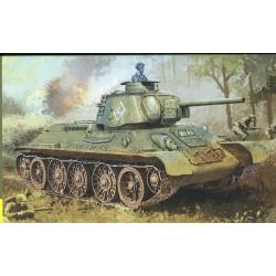 T-34/76 Mod.1943 Formochka W/Commanders Cupola 1/35