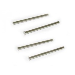 Rear upper  susp. hinge pin 2.5x38mm 1/12 racers 4st.