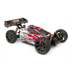 1/8 clear buggy body o.a. Trophy
