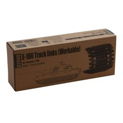 E-100 TRACK LINKS (WORKABLE) 1/35