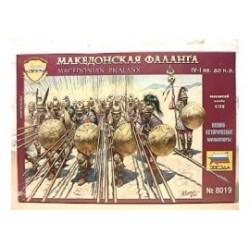 Macedonian Phalanx 1/72