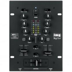 audio mengpaneel, DJ mixer 2kan. MPX1/cc