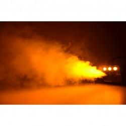 rookmachine +flame effekt 700W