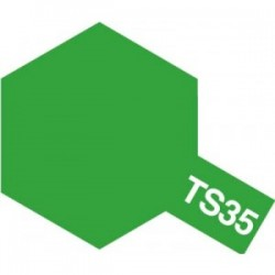 Acryl spuitbus plastics benetton green TS-35 100ml.