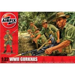 WWII GURKAS S2 1/32