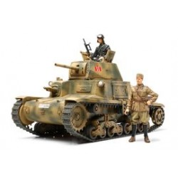 ITALIAN MED. CARRO ARMAT M13/40 1/35