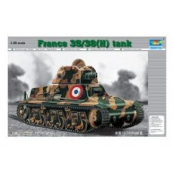 FRANCE 35/38 HOTCHKISS 1/35