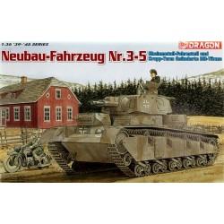 NEUB-FAHRZG NR.3-5 RHEINMETALL 1/35