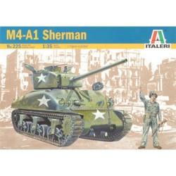 M4 A1 SHERMAN 1/35
