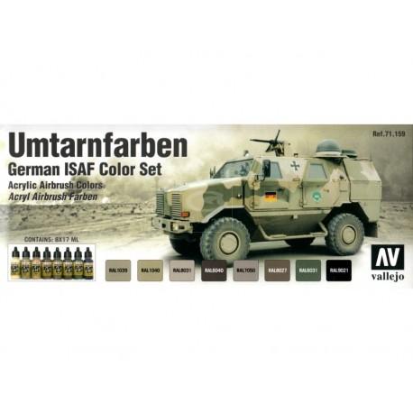 Model Air German ISAF colors 8st.