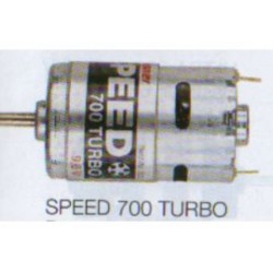 700 Turbo motor 5 mm as 9,6V