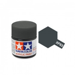 Potje acrylverf XF-63 german grey 23cc