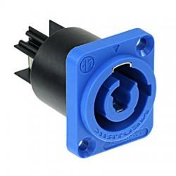 powercon s blauw chassisdeel