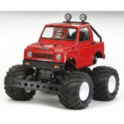 1/10 R/C Suzuki Jimny (SJ30) Body Parts Set