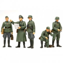 GERMAN FIELD COMMANDER 1/35