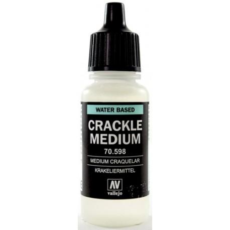Crackle medium 17ml.