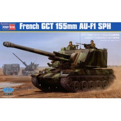 FRENCH GCT 155MM AU-F1 SPH 1/35