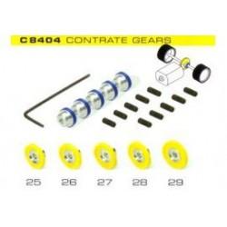 ContrateGear 34-35-36-37-38T
