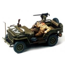 US WILLYS JEEP 1/4 T 4X4 1/35