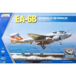 KINETIC EA-6B GRUMMAN PROWLER 1/48