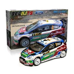 BELKITS FORD FIESTA RS WRC 2011 1/24