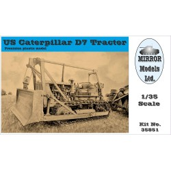 US CATERPILLAR D7 TRACTOR 1/35