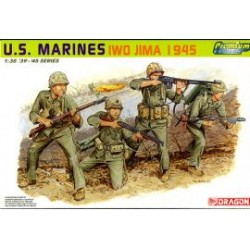 US MARINES IWO JIMA 1/35