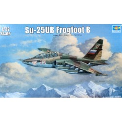 SU-25UB FROGFOOT B 1/32