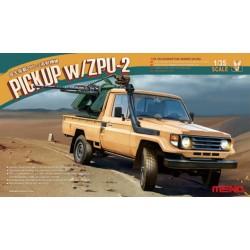 PICK UP w/ZPU-2 1/35