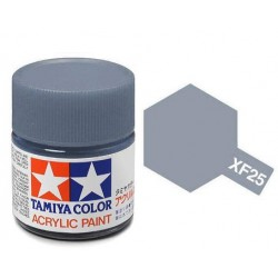 Potje acrylverf XF-25 light sea grey 23cc