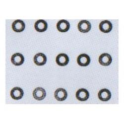 3mm washer 15 stuks