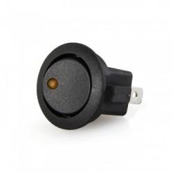 Wipschak 250V6A 1XA/U+led rd