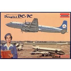 KLM DOUGLAS DC-7C 1/144