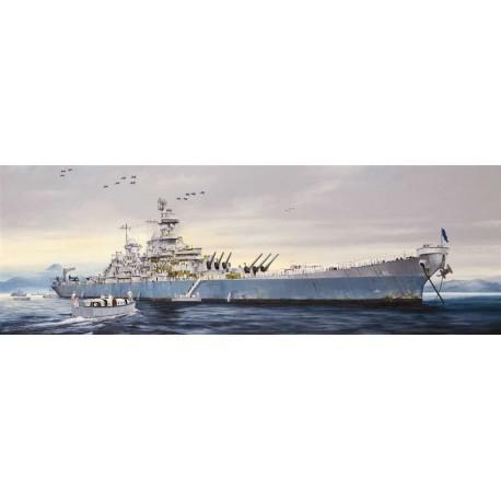 USS MISSOURI BB-63 1/200 1352mm