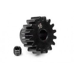 16t pinion M1 5mm shaft