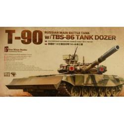 RUSSIAN T90 TANK 1/35