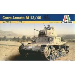CARRO ARMATO M 13/40 1/72