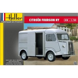 CITROEN FOURGON TYPE H 1/24