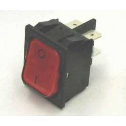 Tuimels 250V16A 2XA/U+lamp Rd