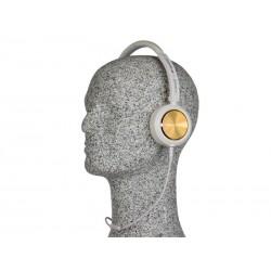 HiFi (tel) headset wit