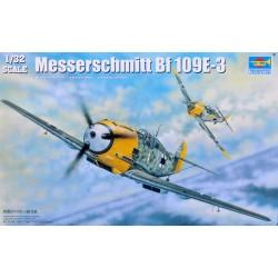 MESSERSCHMITT BF109E-3 1/32
