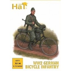 WWI GERMAN BICYCLIST INFANTRY 1/72