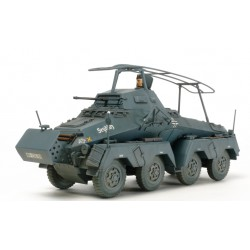 GERMAN 8-WHEELED SD.KFZ.232 1/48